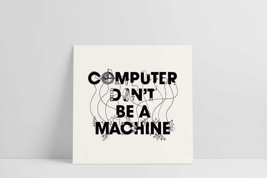 Ruwedata - Poster Computedontbe