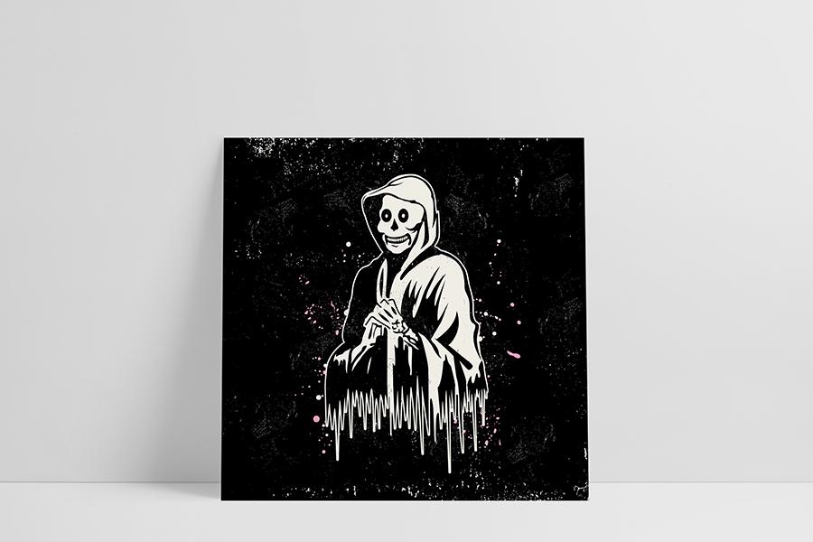 Ruwedata - Poster - Reaper