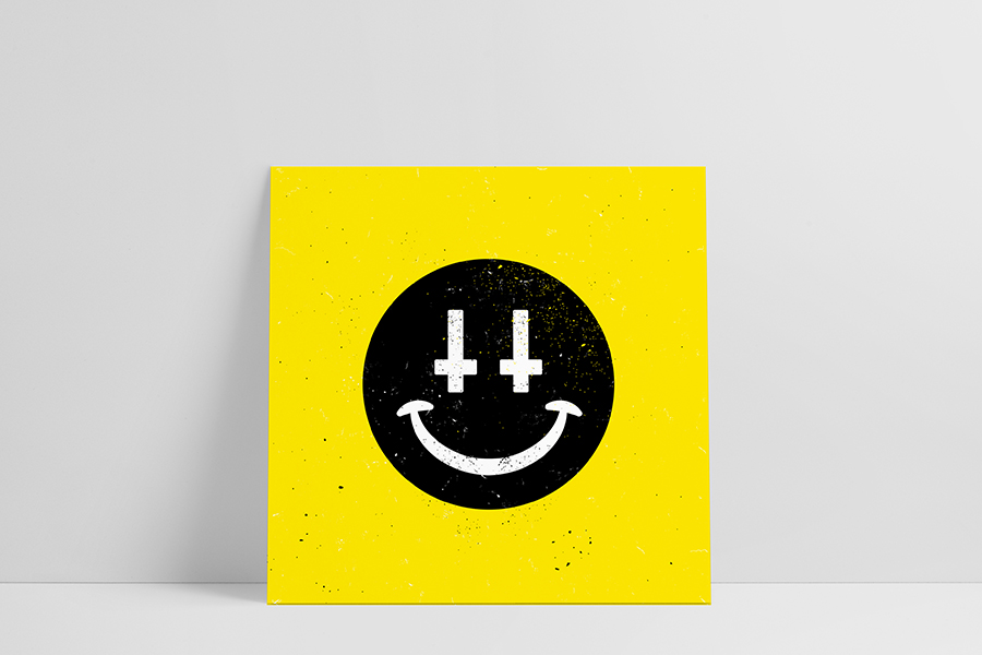 Ruwedata - Poster Smile