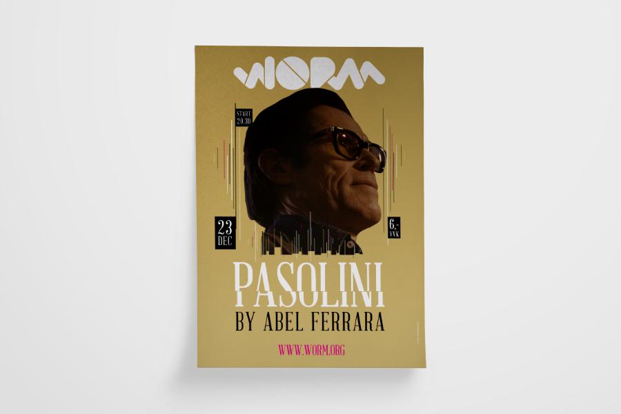 Worm - Pasolini - Abel Ferrara