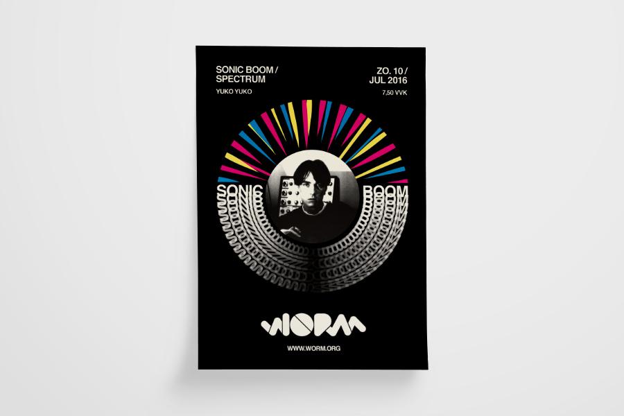 Worm - Sonic Boom - Spectrum