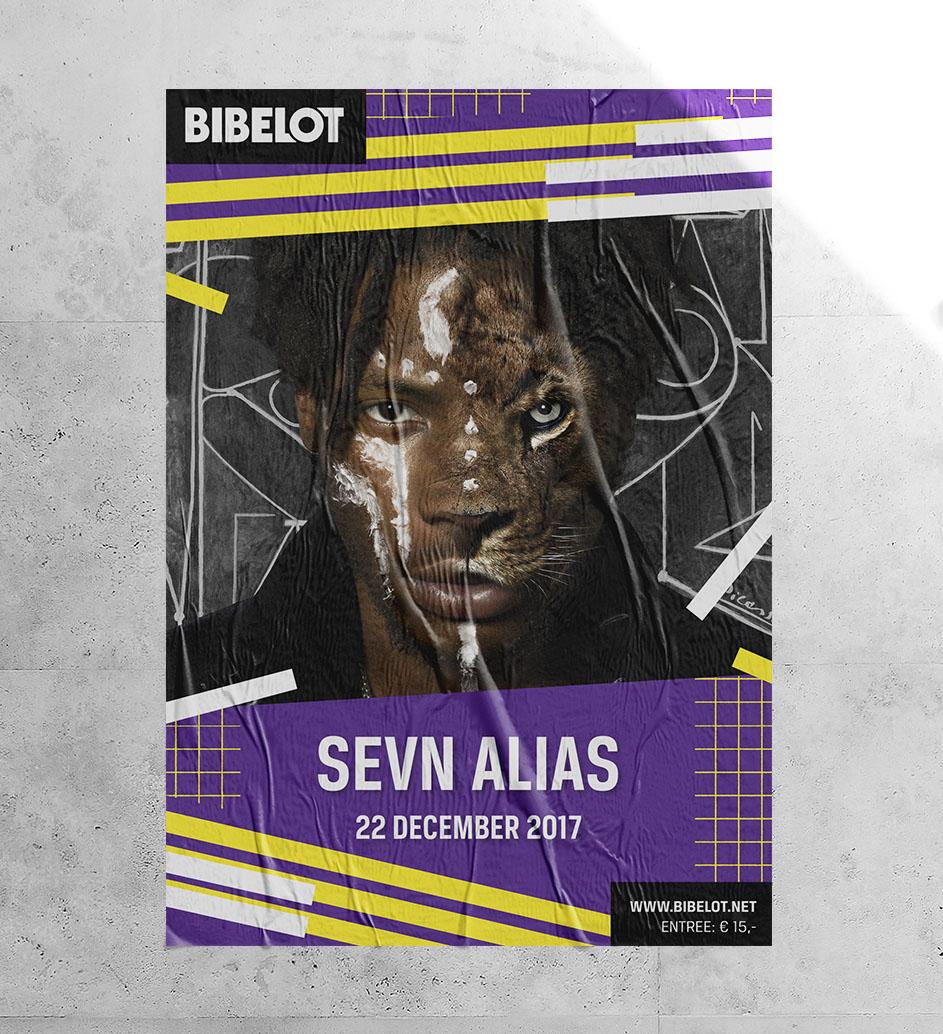 Bibelot identity - Studio Ruwedata